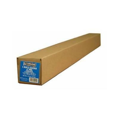Berry Plastics 625948 20 x 50-Ft. 4-Mil Clear Polyethylene Film - Quantity 1