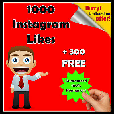 1000 Instagram Like +300 FREE |Split 1-13 Images|5Hr Delivery|SEO Makerting| HQ