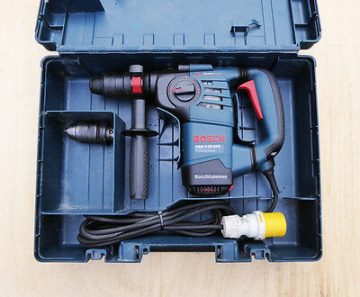 Bosch GBH 3-28 DFR Professional Rotary Hammer with SDS-Plus 110V 3 Mode 800Watts