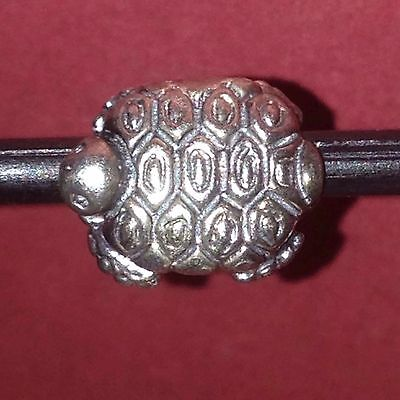 Authentic Trollbeads Turtle Charm