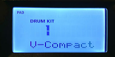 Roland TD-4 Electronic V Drum Module In excellent condition