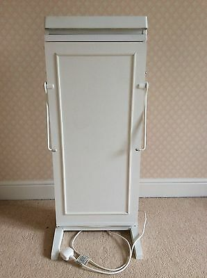 Corby 4400 Trouser Press - White - Excellent Condition