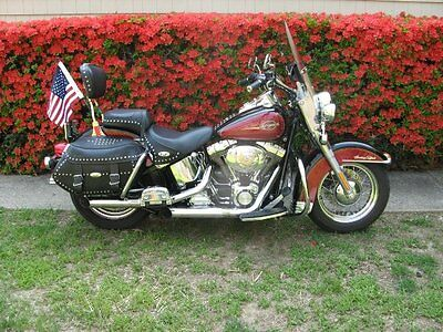 2005 Harley-Davidson Softail  2005 HD Softail Heritage Classic