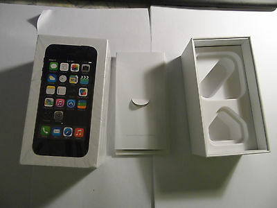 Apple Iphone 5s Space grey  32GB Empty Box Only. Excellent Condition
