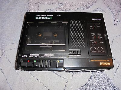 Marantz CP230 Stereo Cassette recorder with twin VU meters.
