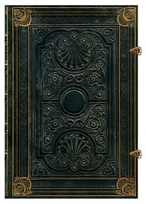 """Paperblanks Journal """"Nocturnelle"""" LINED Grande 8¼x11¾ Book Writing Art New"""