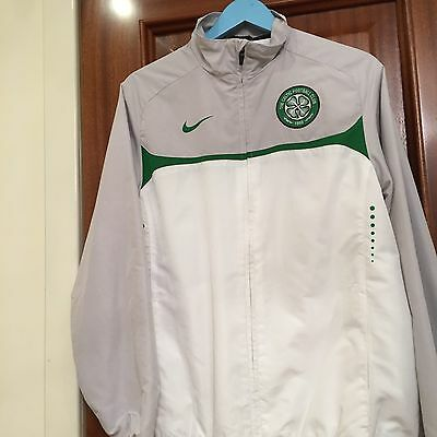 Authentic  Celtic F,c, Jacket Size. Xl