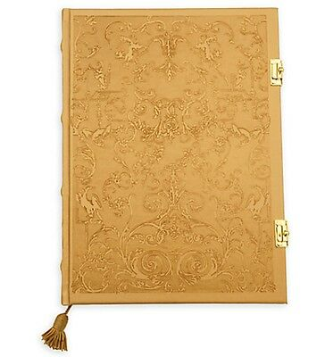 Brand New Disney Offical Beauty & The Beast Live Action Belles Journal