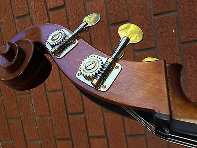 Upright Bass Double Bass Neolson 3/4 size, Adjusters Exc Cond