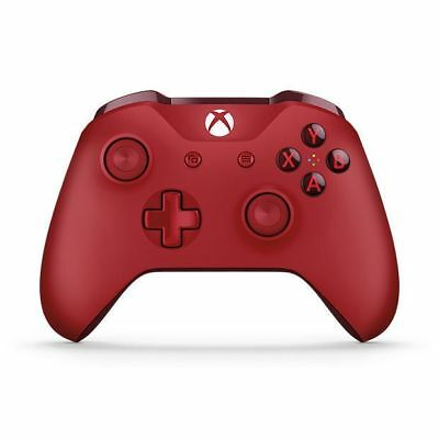 NEW Xbox One S Wireless Controller - Red