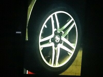 """Genuine Holden VE SS Commodore 18"""" Wheels and tyres"""