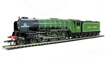 Hornby OO / HO Tornado 4-6-2 - Apple Green - 8 Pin DCC Ready