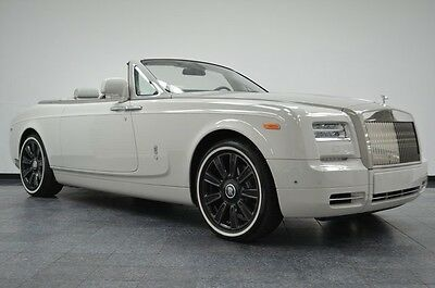 2017 Rolls-Royce Phantom Zenith Collection 1 of 14 made for North America 2017 Rolls-Royce Phantom Drophead Zenith #4 of 50, #1 of 14 Made for USA