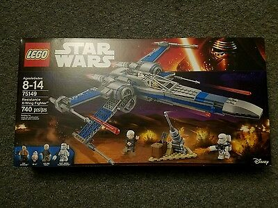 NEW LEGO Star Wars Resistance X-Wing Fighter 75149