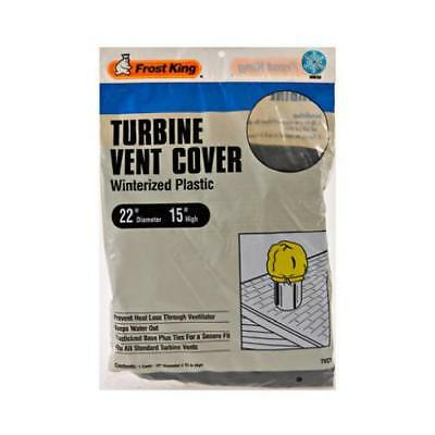 Thermwell Products TVC1 Turbine Vent Cover - Quantity 1