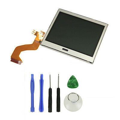 New Upper Top LCD Screen For Nintendo DS LITE NDSL DSL LCD + 6 free Tools
