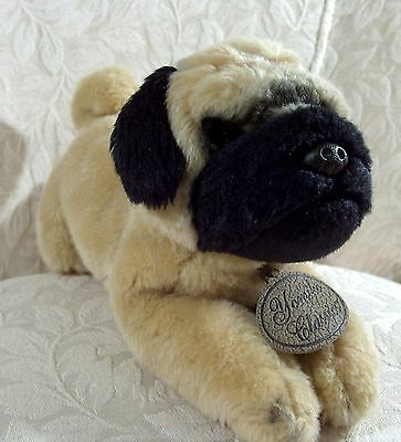 "13"" Yomiko Classics PUG - Plush Stuffed Animal Dog Puppy Toy"