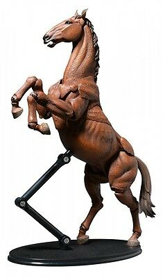 Revoltech KT Project KT-008 Horse Color Version Action Figure Kaiyodo +Tracking