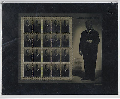 1998 32¢ Alfred Hitchcock pane transparency media photo essay Scott 3226