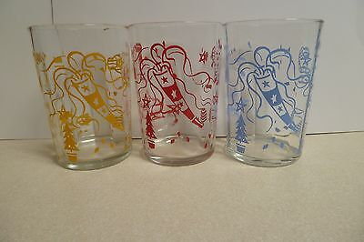 3 x swanky swig glasses   party time