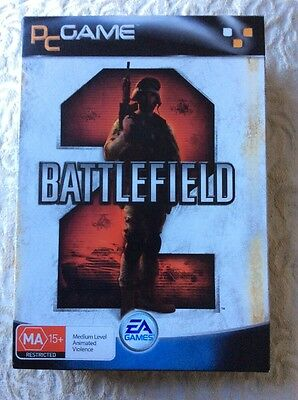 Battlefield 3 Disc And Manual CD  PC Game