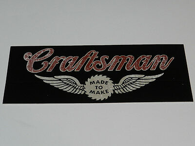 craftsman racing decals stickers drags offroad nhra powersports hotrod nostalgia