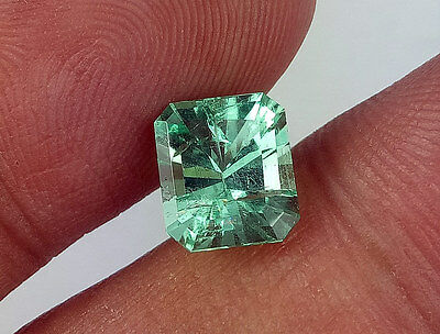 Top Notch GIA Cert 2.80 Cts Natural NO OIL Muzo Colombia Emerald #G3 , Video