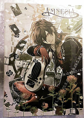 Artbook Amnesia Art works Anime Mai Hanamura randvoll mit Illustration 200Seiten