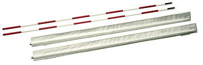 Tandem Sport Collapsible Volleyball Net Antennae, Pair