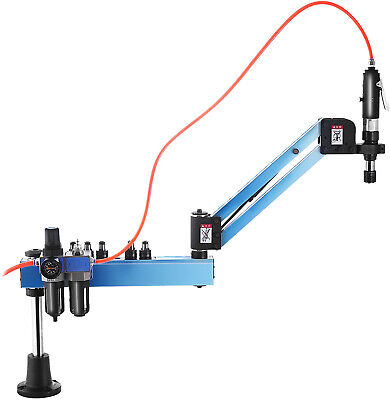 Flexible Arm Pneumatic Tapping Drilling Machine Tapping 360° M3-M12 Pop