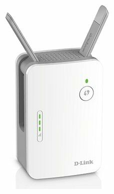 PUNTO ACCESO D-LINK REPETIDOR WIFI AC 1200 Mbps ANT