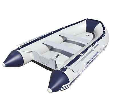 NEW Inflatable Boat Marine Grade 3.8M Hydro-Force For 6 People, Fishing, Water