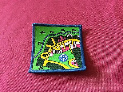 Girl Guide Badges - Interest Badge - Finding Your Way