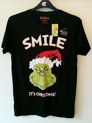 Dr Seuss Christmas t-shirt