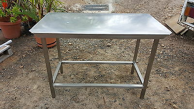 Stainless Steel Bench / Prep Table.
