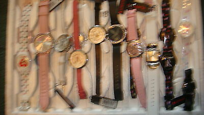 Trade Only Job Lot Of 18 New  X  Mixed Playboy Watches Lot 34.