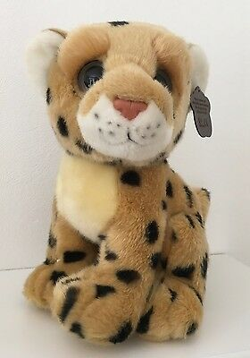"""POSH PAWS LEOPARD 10"""" With Tag"""