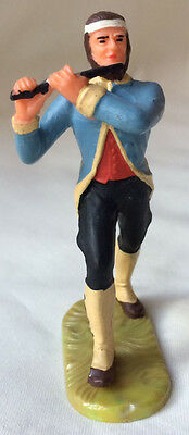 Elastolin American Revolution Fife player infantry - War of Independence