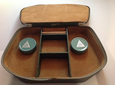 WAR TIME PACK Rouge Compacts in Case Retro Collectable Vintage Makeup Cosmetics