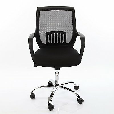 VECELO Mesh Computer Chairs Swivel Desk Chairs Executive Office Chair