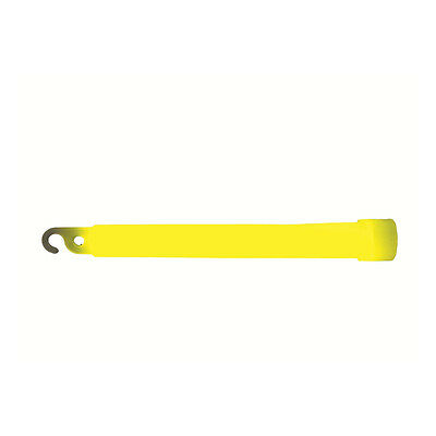 "Highlander 6"" Survival Snap Light Glow Stick - Yellow"