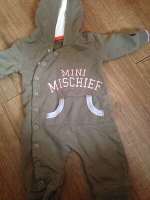 Baby Boys George All In One (Size 0-3 Months)