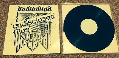 Hawkwind Undisclosed files