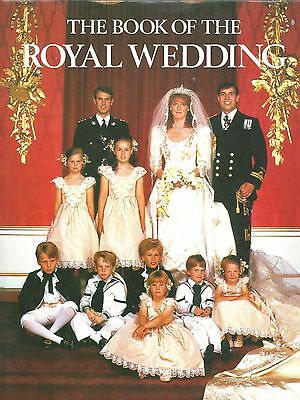 The Book of the Royal Wedding -  Prince Andrew & Sarah Ferguson (2)