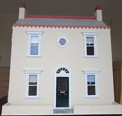 Dolls House Emporium Woodcutters cottage 1/12th Scale Built Decorated & Lit