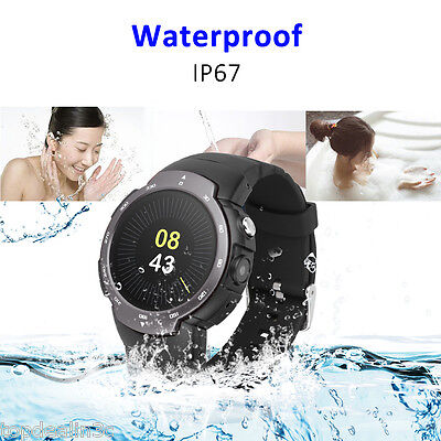 Smart WiFi Bluetooth Phone Watch Orologio Android 5.1 Waterproof GSM/ GPS/ SMS