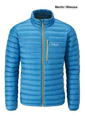Rab Mens Microlight Jacket - Down Insulated
