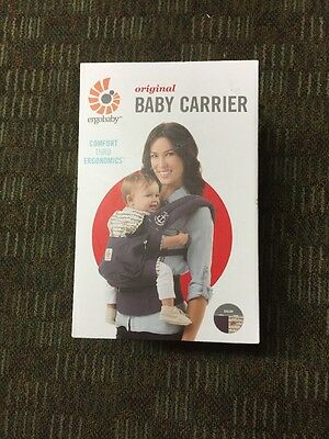 ERGObaby Original Baby Carrier,3 Wearing Positions
