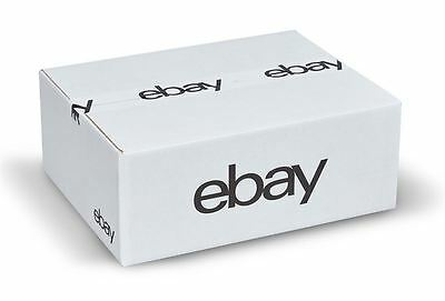 "eBay Branded Packaging Small Moving Postal Cardboard Box 13.75"" x 10.6"" x 5.5"""