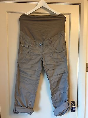Maternity Combat Trousers - 2 Pairs - Size 12/14